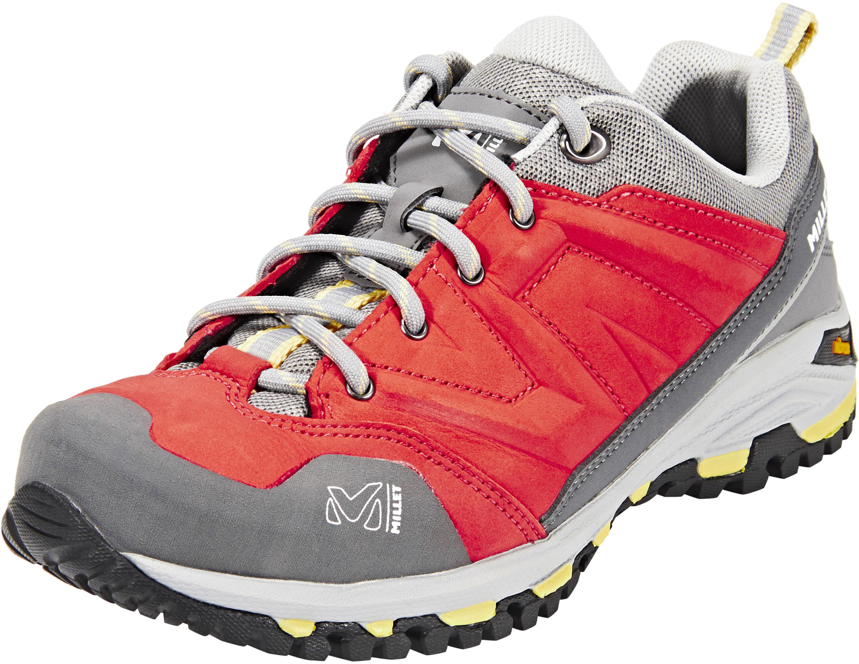 ec974774ac5b36 Millet Hike Up - Chaussures Femme - gris/rouge sur CAMPZ !